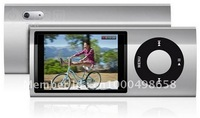 Wholesale DHL Free Good Quality 5th MP4 player 2.2 LCD mp4 Camera video wheel scroll shake Mp4 Music player Mp3 player