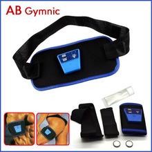 Health Care Slimming Body Massage belt AB Gymnic Electronic Muscle Arm leg Waist Mini Massager Free Shipping
