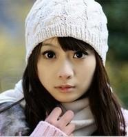 Hot , NEW ,women cap,women hat ,Set of head cap,beanie,liaed fashion ,Lady winter warm cap,free shipping ,HA-007