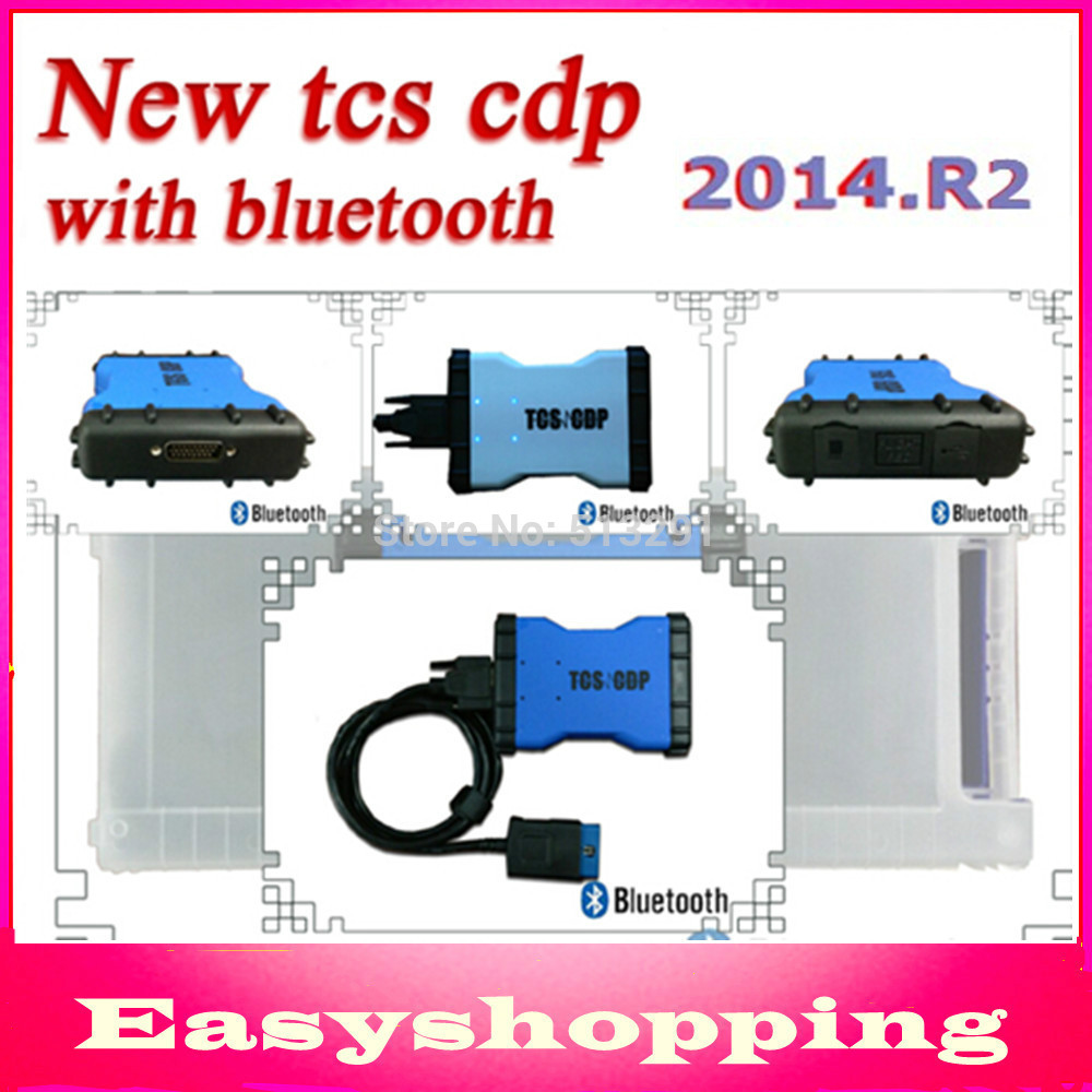 Quality A+ LED 2013 01 Newest Auto cdp pro CDP Plus+ with keygen +plastic box for CAR+TRUCK+Generic 3 in 1 with FREE shipping(China (Mainland))