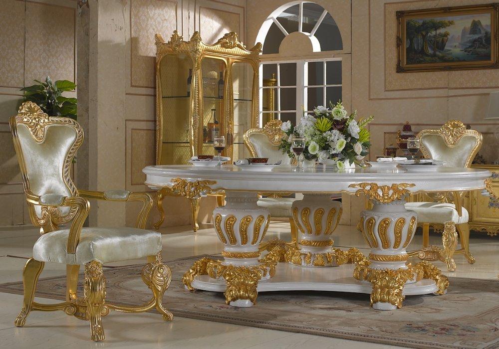 Italian Style Furniture  Luxuryhome ⓛⓞⓥⓔ̲̅̅○̲̲̲̅̅̅̅̅̅ Unique Round Dining Room Table For Sale Design Decoration