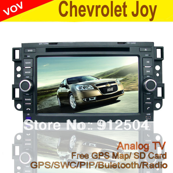 7&quot; car dvd player with gps NAVI+ touch screen+Wheel control for CHEVROLET JOY/Matiz(China (Mainland))