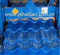 828 Metal Roofing Corrugated Sheet Forming Machine