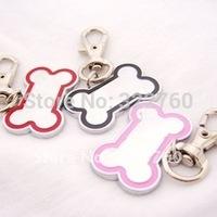 dog tag pet id tags 12 pcs alloy free shipping