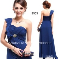 Freeshipping! NEW Shoulder grow a party dress