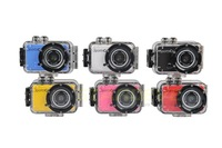 Free Shipping GO PRO HERO Style Extreme Sports Camera,720p mini HD Waterproof Action Camera Go Pro DVR