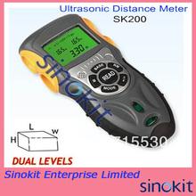 ultrasonic distance promotion