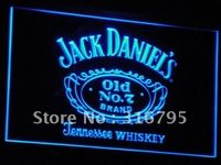 a048 Whiskey Old No. 7 Bar Beer Neon Sign