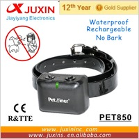 Freeshipping Bark Control Collar with Rechargeable and Waterproof