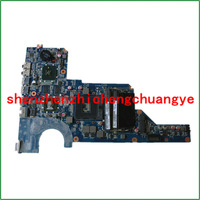 Laptop motherboard for HP G4 G6 G7 636371-001 HM55 HD6470M/512MB discrete system , 100% tested.