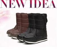 Kids Slip-Resistant Snow Boots 2014 hot sale Winter Boots  Children Ski Warm Boots Shoes