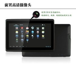 Promotion 7 inch Android 4. 0 Tablet PC WIFI +4G DDR3 2pcs/lot(Hong Kong)