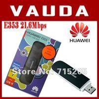 Freeshipping New Huawei E353 3G Wireless Modem 21.6Mbps UNLOCKED