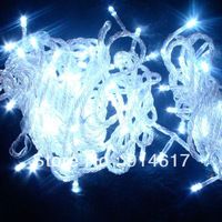 30m 9 color AC110/220V led string light 300 leds wedding partying xmas christmas tree decoration lights,led christmas light
