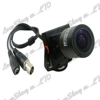 Mini HD 600TVL 1/3 CMOS 2.8-12mm Manual lens Security Wired Color CCTV Camera