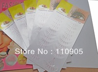 Eyelash Silk Eye Pads/Patches Lint-Free Lint Free  Eye Patches Under Eye Pad For Eye lash Extension 100pairs