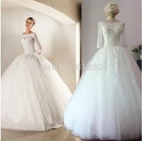 Свадебное платье Vestido Novia QQ0075