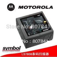 Moto Symbol LS7808 Omnidirectional Desktop Barcode Reader Multi-lines Laser Platform Bar Code Scanner
