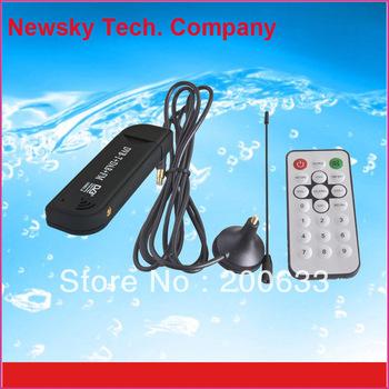 USB 2.0 Standard DVB T TV Tuner/Stick R820T 2832U Support SDR Software Defined Radio+FM&DAB TV28T Free Shipping