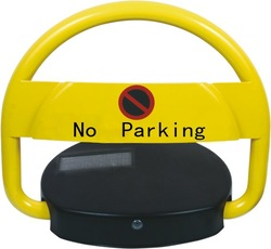 solar energy parking barrier, automatic parkign lock,intelligent parking lot protector,remote control parking barrier(China (Mainland))