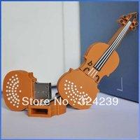 New  Cartoon guitar 4GB/8GB/16GB/32GB USB2.0 Flash Memory Stick Pen Drive High Qualtiy