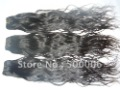 virgin Indian remy hair weft 24inches, hot sale