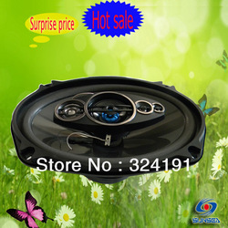 free shipping car audio speaker, pioneer style 6x9 inch car speaker, car louder speaker(China (Mainland))