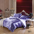 Free Shipping 3 size of  21 colors satin silk textile cotton quilt cotton marriage celebration bedding denim bedding deals