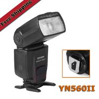 Yongnuo YN-560 II Flash Speedlite Slave Light For Camera Canon Nikon DSLR Olympus Pentax