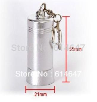 EAS Aluminium Round Shape Stop lock Magnetic key Detacher(China (Mainland))