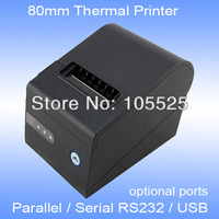 point of sale thermal receipt printer XPC230 auto cutter usb parallel serial interfaces for option