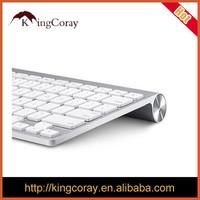 For iPad2 3 4 5 ipad air iphone4 5 Wireless Aluminum Bluetooth Keyboard
