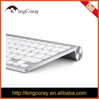 For iPad2 Wireless Aluminum Bluetooth Keyboard