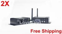 Factory sell 2.4Ghz DFI LCD Wireless DMX512 Transmitters DMX512 wireless receiver dmx lighting 2X