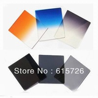 Gradual grey blue orange+ full ND2 ND4 ND8 fifter for cokin p +free shipping +tracking number