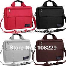 Free shipping 10 11 12 13 14 15 inch male femail man women's laptop bag handbag computer bag(China (Mainland))