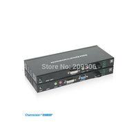 Charmvision EVO-1VA, Higt Resolution VGA optic transmitter, Audio & VGA optical fiber transceiver, single mode single core 20km
