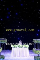 2x3M LED star curtain/LED curtain/LED Backdrop curtain / Wedding backdrop with wireless ontroller