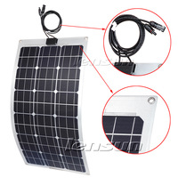 UK STOCK 80W Mono flexible solar panel,Fast Ship,NO custom tax,perfectr motorhome,car,