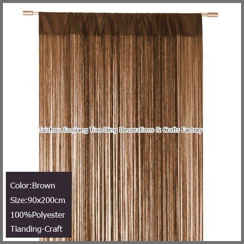String Curtain Panel