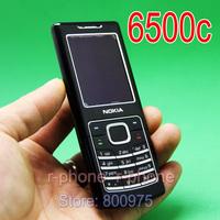 Original Nokia 6500c Mobile Phone 3G Unlocked 6500 Classic Phone Refurbished Russian Keyboard