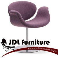 Pierre Paulin Tulip chair,Fabric sofa,Chinese sofa manufacture,Classic furniture.JDL furniture