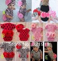 Swim diaper for baby girl infant floral pink biquinis maios swimsuit 2014 biquini baby girls 0-2years old kids bikini Swimwear