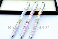 New HERO Pen 3168 multicolor Wolo Cartoon characters diagram Chromatic stripe Fountain Pen