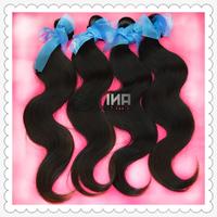 4/3 PCS Lot 6A Brazilian Virgin Hair Body Wave Lina Hair Products Unprocessed Brazilian Hair Weaves Free Shipping No Tangles