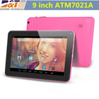 Cheap 9 inch AllWinner A13 tablet Android 4.0 512M 8GB Dual Cameras Capacitive Touch Screen  Tablet PC Five Color Optional(China (Mainland))