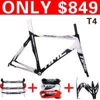 DISCOUNT!! Time RXRS Ulteam Carbon Frame,fork,headset,seatpost,clamp,handlenar,stem,bottlecage,5 sizes
