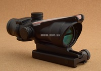Tactical Hunting Shooting Trijicon ACOG 4x32 Riflescope(This is not an Optical Fiber Product) M5858