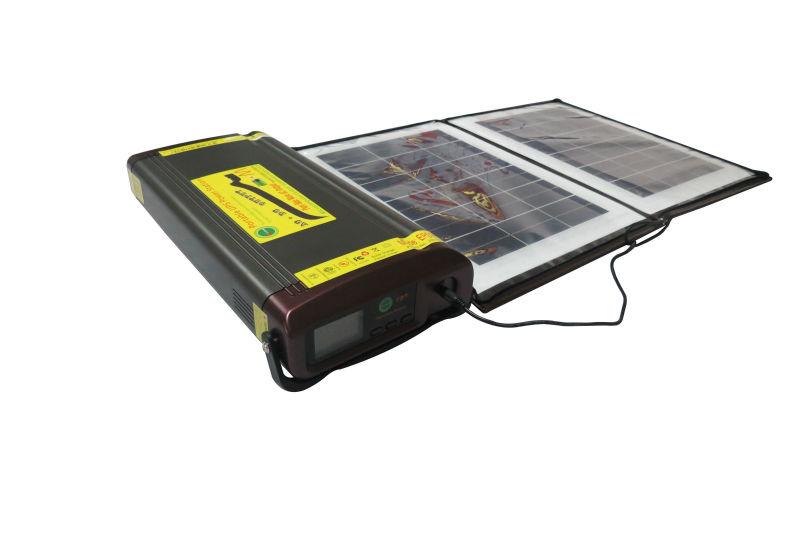 portable backup power station power bank AC110v 220v 200-800w DC5v/3A 12v/5A(China (Mainland))