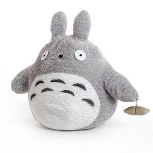 FYOUAI wholeseale 23 cm Lovely chinchilla Plush ,large plush toy gift ,My Neighbor TOTORO plush toys
